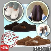 THE NORTH FACE Casual Style Unisex Street Style Logo Shoes