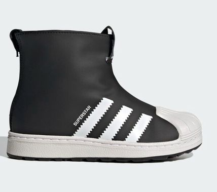 adidas Unisex Street Style Kids Girl Rain Shoes