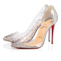 Christian Louboutin Pin Heels Party Style Elegant Style Formal Style