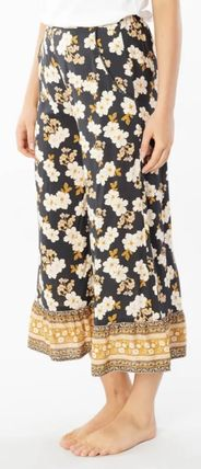 Flower Patterns Tropical Patterns Pants