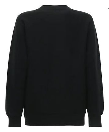 MONCLER Sweatshirts Crew Neck Street Style Collaboration Long Sleeves Cotton 3
