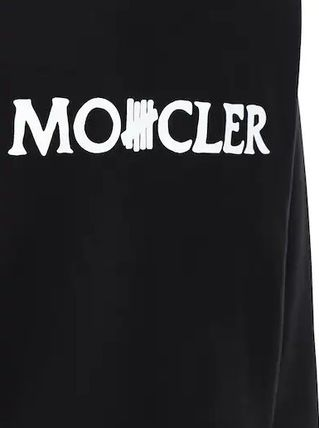 MONCLER Sweatshirts Crew Neck Street Style Collaboration Long Sleeves Cotton 4