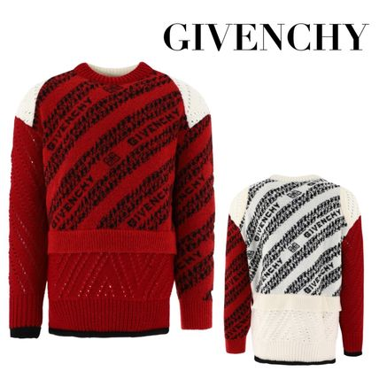 GIVENCHY Sweaters Wool Luxury Sweaters