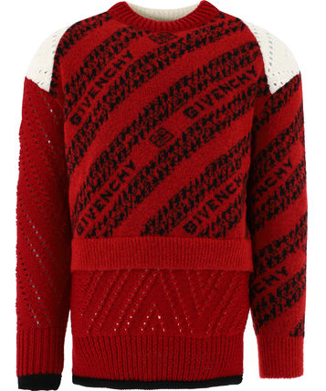 GIVENCHY Sweaters Wool Luxury Sweaters 2