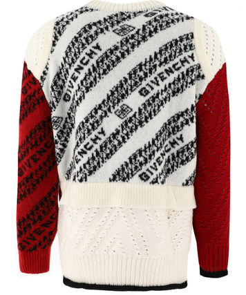 GIVENCHY Sweaters Wool Luxury Sweaters 3