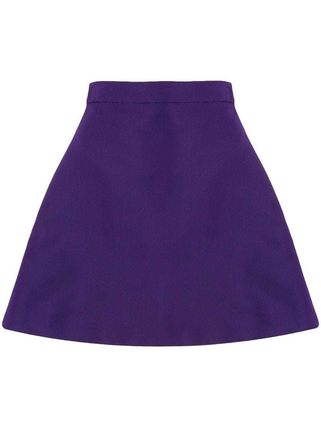 CHRISTIAN SIRIANO Mini Mini Skirts