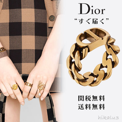 Christian Dior 30 Montaigne Ring