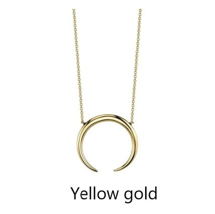 Street Style Party Style Office Style 14K Gold Elegant Style