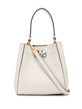 Tory Burch MCGRAW Casual Style 2WAY Plain Leather Party Style Elegant Style
