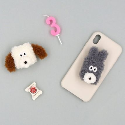 Other Animal Patterns Bunker Ring Smart Phone Cases