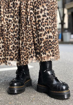Casual Style Street Style Boots Boots