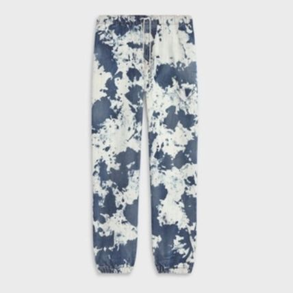 CELINE Jogging Jeans In Bleached Denim