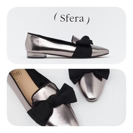 Sfera Casual Style Party Style Elegant Style Flats