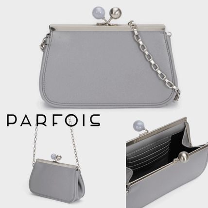 PARFOIS 2WAY Chain Party Style Elegant Style Crossbody Bridal