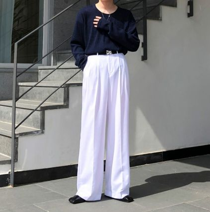 Plain Oversized Pants