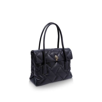 A4 Leather Party Style Elegant Style Formal Style  Satchels
