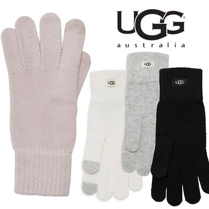 UGG Australia Plain Gloves Gloves