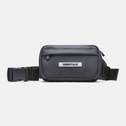 FEAR OF GOD ESSENTIALS Unisex Street Style Bags