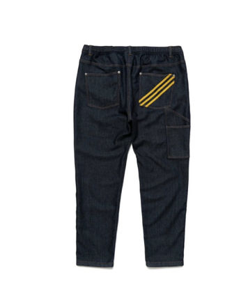 HUMAN MADE More Jeans Unisex Street Style Jeans 3