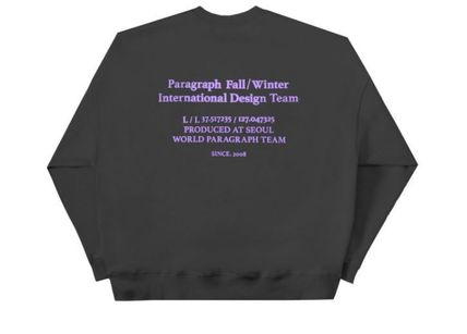 Paragraph Long Sleeve Unisex Long Sleeves Cotton Long Sleeve T-shirt 6