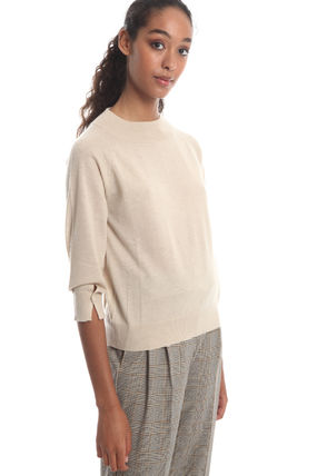 Diffusione Tessile Casual Style Wool Cashmere Plain Party Style Office Style