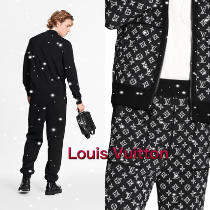 Louis Vuitton Reversible Monogram Pants