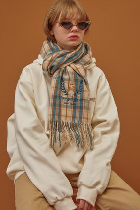 COMPAGNO Scarves Unisex Street Style Scarves 2