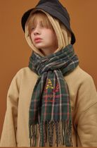 COMPAGNO Scarves Unisex Street Style Scarves 6