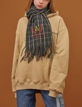 COMPAGNO Scarves Unisex Street Style Scarves 7