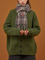 COMPAGNO Scarves Unisex Street Style Scarves 8