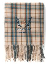 COMPAGNO Scarves Unisex Street Style Scarves 11