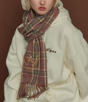 COMPAGNO Scarves Unisex Street Style Scarves 17