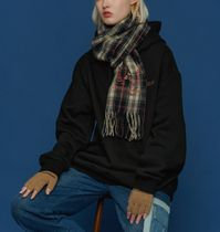COMPAGNO Scarves Unisex Street Style Scarves 19