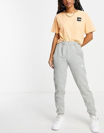 THE NORTH FACE Casual Style Sweat Street Style Plain Logo Sweatpants
