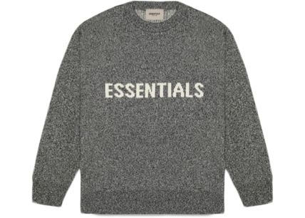 FEAR OF GOD ESSENTIALS Street Style Sweaters
