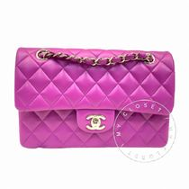 CHANEL Shoulder Bags Casual Style Blended Fabrics Street Style 2WAY Chain Plain 8