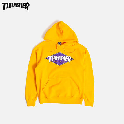 Pullovers Street Style Skater Style Hoodies