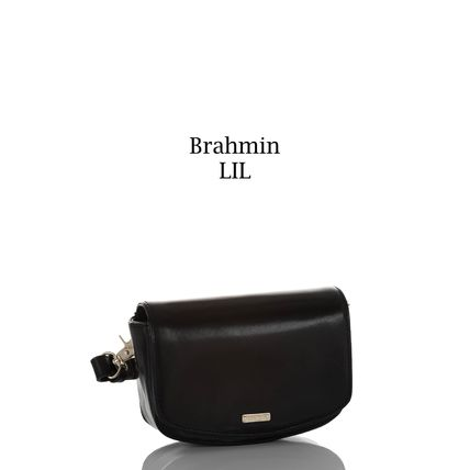 Brahmin Hip Packs Casual Style Leather Crossbody Formal Style  Hip Packs 3