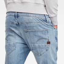 G-Star Skinny Tapered Pants Denim Street Style Plain Skinny Jeans 5