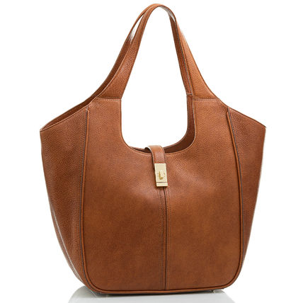 Casual Style Leather Elegant Style Formal Style  Satchels