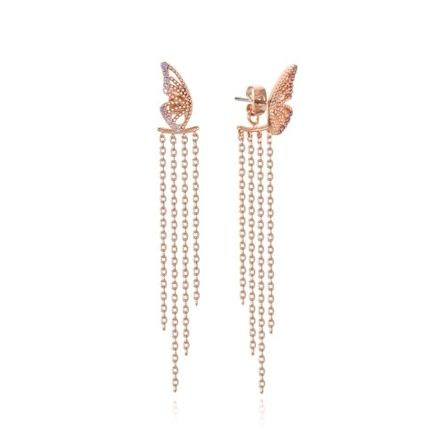 Street Style Party Style Brass Elegant Style Formal Style