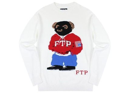Street Style Collaboration Sweaters