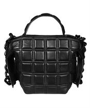 Ance Studios Unisex Street Style 2WAY Plain Leather Small Shoulder Bag