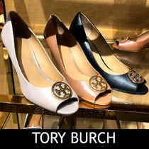 Tory Burch Open Toe Casual Style Plain Party Style Office Style