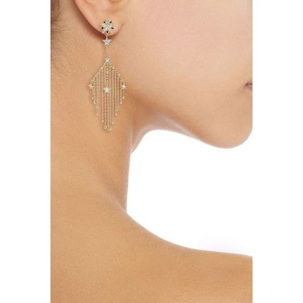Star Party Style Brass 14K Gold Elegant Style Formal Style