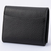Dunhill Plain Leather Coin Cases