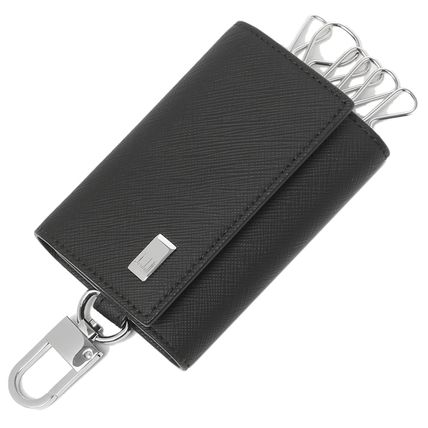 Dunhill Keychains & Holders Plain PVC Clothing Logo Keychains & Holders