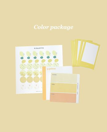 p.palette Co-ord Stationery