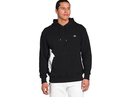 THE NORTH FACE Hoodies Pullovers Long Sleeves Plain Cotton Logo Outdoor Hoodies 4