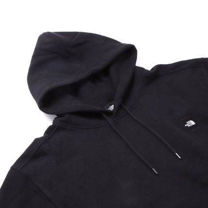THE NORTH FACE Hoodies Pullovers Long Sleeves Plain Cotton Logo Outdoor Hoodies 7